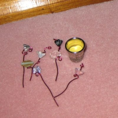 Make Flowerpots Using Thimbles