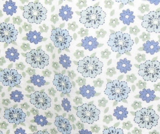 Vintage fabric repeating pattern.