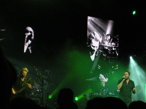 Duran Duran in concert, October 2011