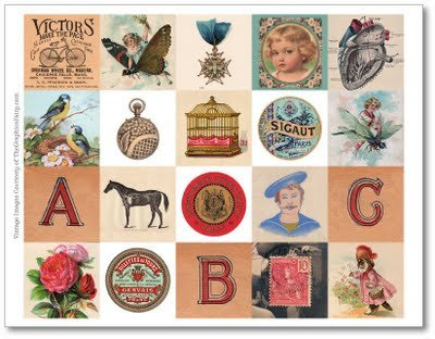 Custom Memory/Concentration Cards