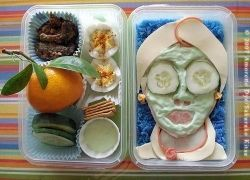Spa Bento! courtesy of Sakurako Kitsa.