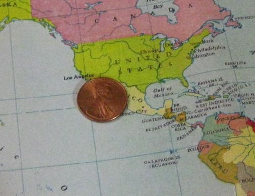 One of my favorite places to write is my blog about found money.