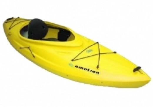 Buy the Emotion Comet Kayak on Amazon.com