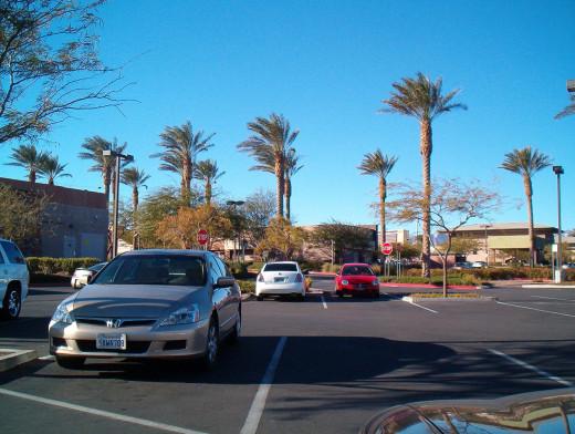 Shopping Center in Summerlin