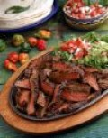 Carne Asada with salsa