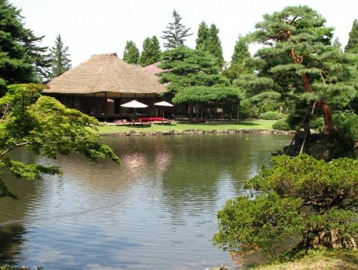 Oya park in Aizuwakamatsu.