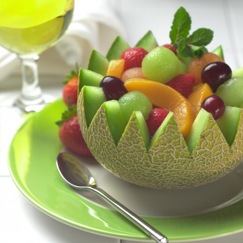 Fruit is a great choice for gaining energy with less calories.