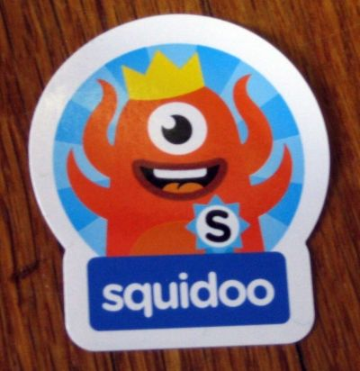 Giant Squid Sticker
