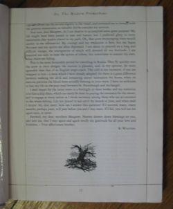 Hollow Book Design
