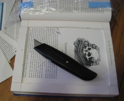 Cutting The Hollow Book Hollow