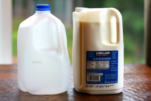 square milk container now available at Costco (available after the writing of this article)