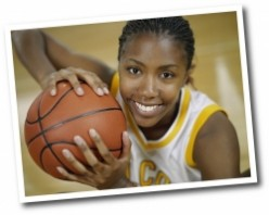 Sports: First Woman To ...