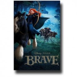 Brave - Pixar's First Female Lead Takes the Screen