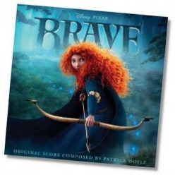 Soundtrack for the Disney Pixar Movie Brave