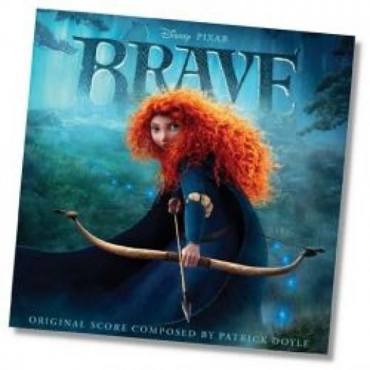 brave soundtrack, brave disney, brave pixar, disney music
