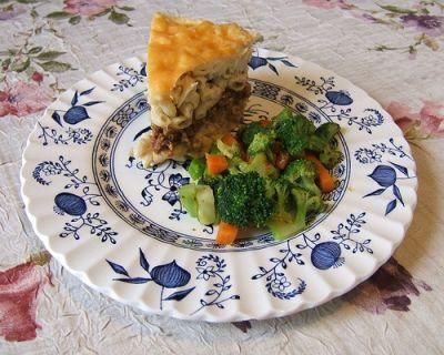Vegetarian Pastichio
