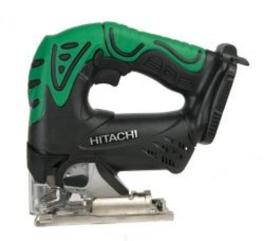 Hitachi 18-Volt Lithium-Ion Jigsaw