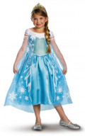 Elsa Dress-Up Halloween Costume