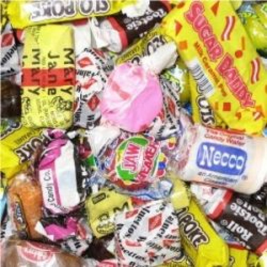 Bulk Retro Candy Assortment