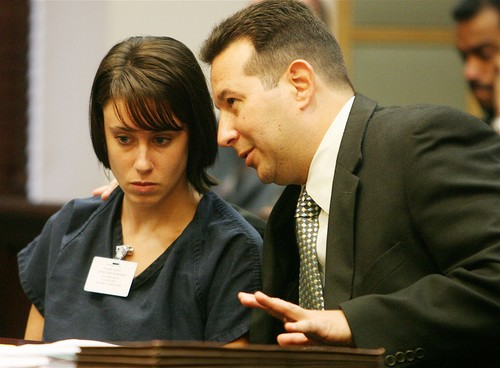 Casey Anthony and Jose Baez