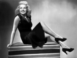 Betty Grable, A Nation's Sweetheart