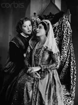 1937 TV broadcast of Twelfth Night