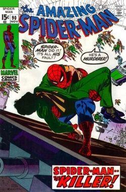 Spider-Man 90