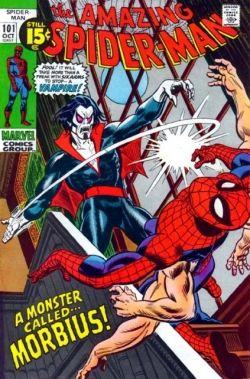 Spider-Man 101 Morbius
