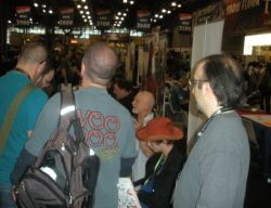 New York Comic Con Chris Claremont