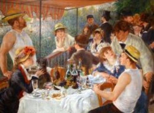 Renoir Luncheon