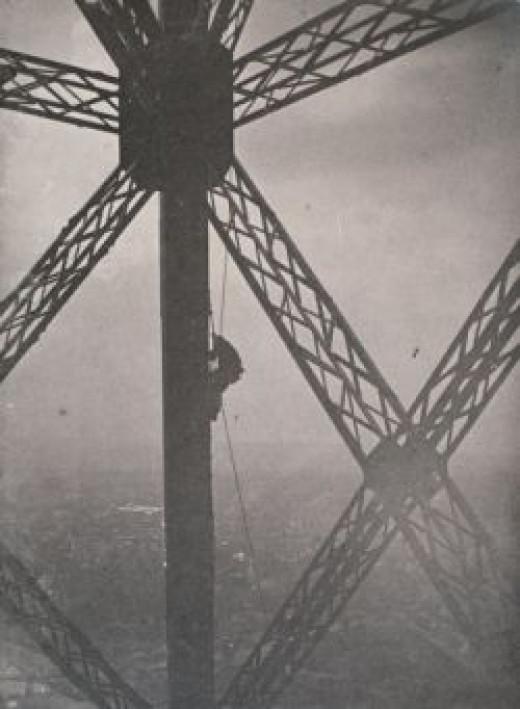 Phillips Riviere Eiffel Tower