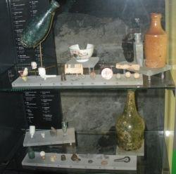 Musee du Chateau Ramezay Artifacts