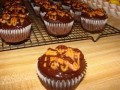 Easy Turtle Cupcakes