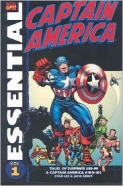 Captain America in the 1960s: A Marvel Essential Comic Book Review