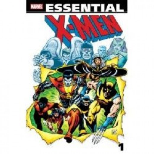 Marvel Comics Essential X-Men 1
