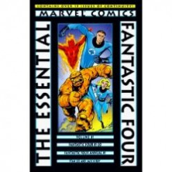 The Fantastic Four Debuts! A Marvel Essentials Comic Book Review