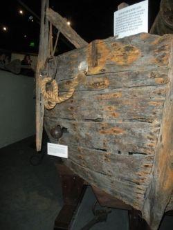 American History Museum Philadelphia Gunboat