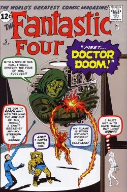Fantastic Four No. 5