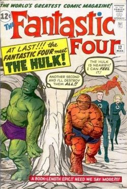 Fantastic Four No. 12