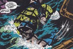 x-men wolverine sewer