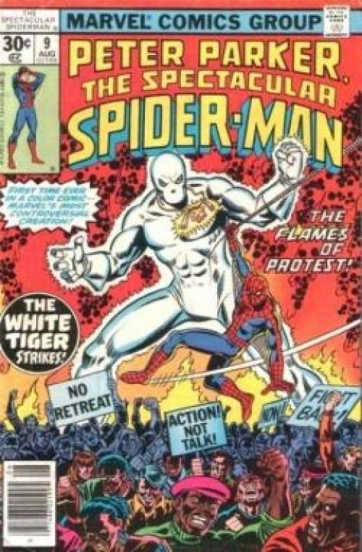 Peter Parker Spectacular Spider-Man No. 9