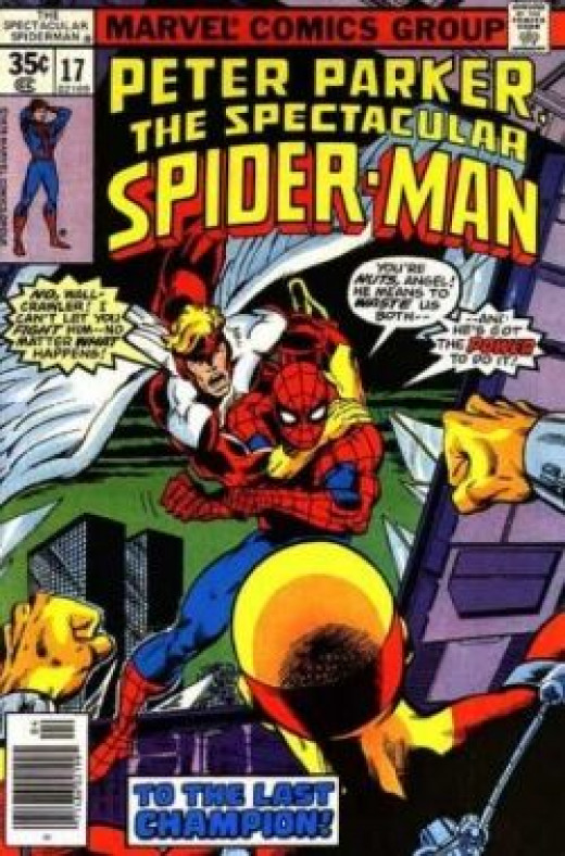 Peter Parker, The Spectacular Spider-Man No. 17