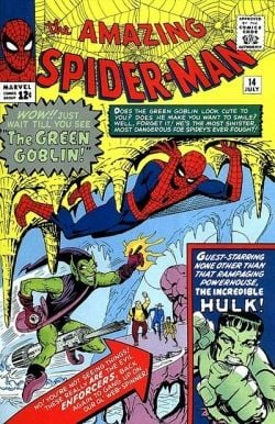 Amazing Spider-Man No. 14 Hulk