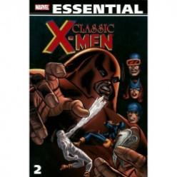 The Original X-Men in the 1960s: Marvel Essential Classic X-Men Volume 2