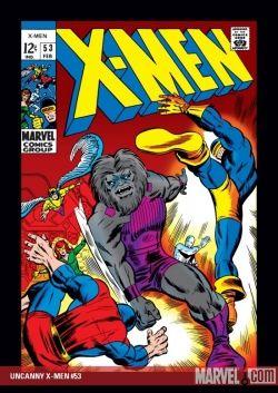 X-Men 53 Barry Windsor-Smith