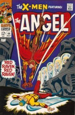 X-Men 44 Red Raven