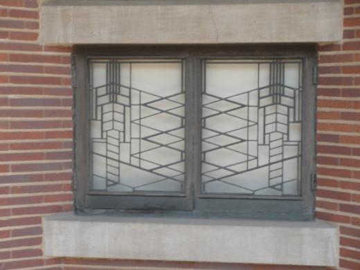 Robie House Window Chicago