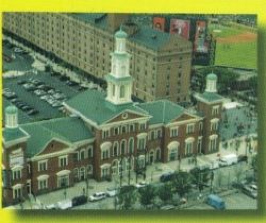 geppi's, entertainment museum, comic book, Baltimore, Camden Station