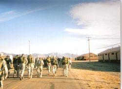 Bataan Death Memorial March Course