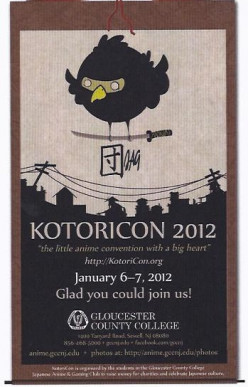 KotoriCon Anime Festival: Highlights of the New Jersey Convention